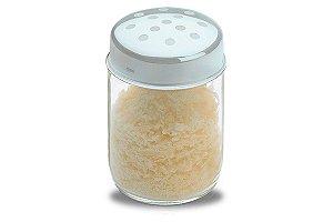 Queijeira/Oreganeira com Sobretampa Plástica - Jornata 150 ml - Brinox