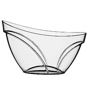 Champanheira Suprema em acrilico L46xP28XA27cm transparente