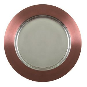 Sousplat Inox Bronze- Mimo Style