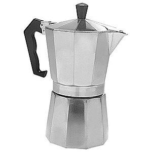 Cafeteira Alumínio para 12 Cafezinhos