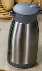 Garrafa Térrmica 1 L Parede Dupla Inox Bebidas Quente Frio