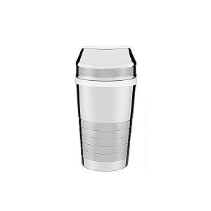Coqueteleira para Drinks Tramontina Millenium em Aço Inox com Detalhes Foscos 680 ml