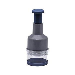 Triturador Picador com Dispenser de 09 cm de diametro e 22 cm de altura