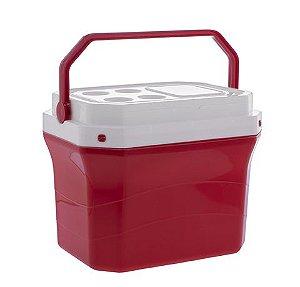 Caixa Térmica 40 L Vermelha