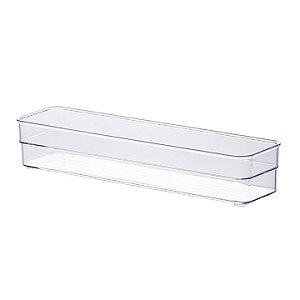 Organizador Diamond - 30 x 7,5 x 5,2cm EM ACRILICO