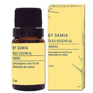 Óleo Essencial Mirra - By Samia - 05 ml