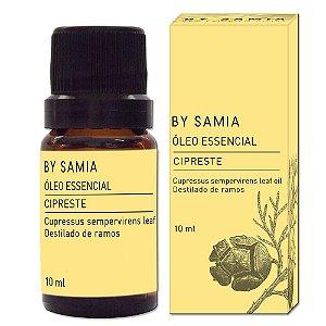 Óleo Essencial Cipreste - By Samia - 10ml