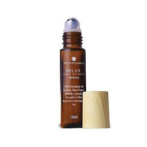 Óleo Essencial Composto Roll On - Relax - 10 ml - Phyto