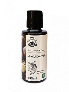 Óleo Vegetal De Macadâmia (Macadamia ternifolia) Bioessência 100 ml