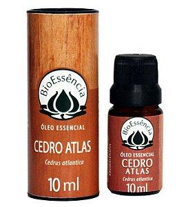 Óleo Essencial De Cedro Atlas / Cedrus atlântica 10 ml