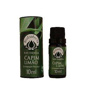 Óleo Essencial De Capim Limão / Cymbopogon flexuosos 10 ml