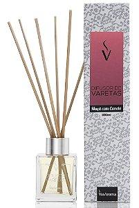Difusor Varetas 100 ml / Maça Com Canela / Via Aroma