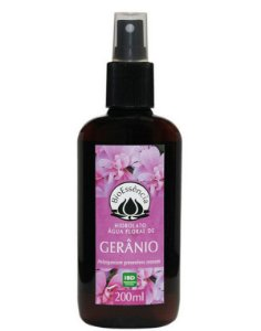 Hidrolato de Gerânio 200 ml Bioessência