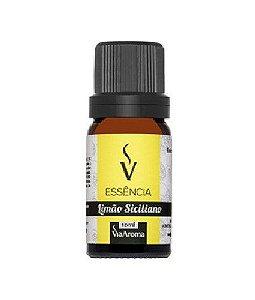 Essência De Limão Siciliano / Via Aroma 10 ml