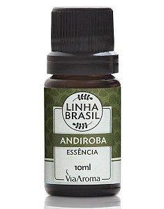 Essência De Andiroba - Linha Brasil - Via Aroma - 10ml