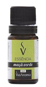 Essência De Maça Verde / Via Aroma 10 ml