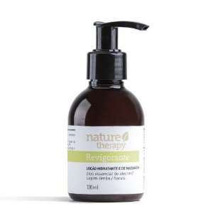 Loção Hidratante Revigorante Nature Therapy - 120 ml