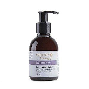 Óleo de Banho e Massagem Relaxante Nature Therapy - 120 ml