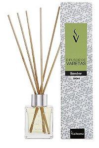 Difusor Varetas 100 ml / Bamboo / Via Aroma