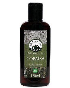 Óleo Vegetal De Copaíba (Copaifera officinalis) Bioessência 120 ml