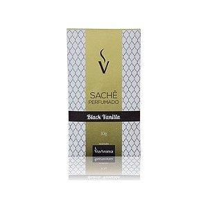 Sachê Perfumado Via Aroma 10 gr / Black Vanilla