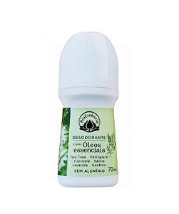 Desodorante Roll-on Tea Tree Bioessênca 70ml