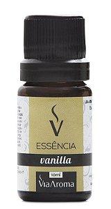 Essência De Vanilla / Via Aroma 10 ml
