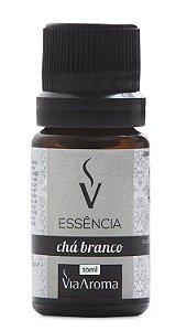 Essência De Chá Branco / Via Aroma 10 ml