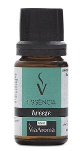 Essência De Breeze / Via Aroma 10 ml