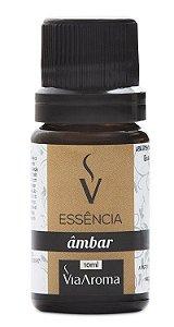 Essência De Âmbar / Via Aroma 10 ml