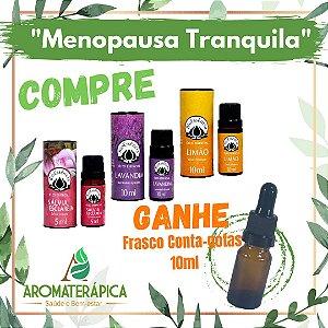 """Kit de Óleos Essenciais """"Menopausa Tranquila"""""""