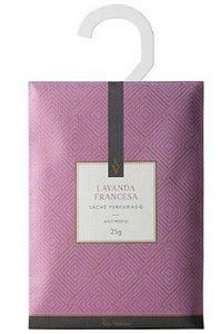 Sachê Perfumado Via Aroma 25g - Lavanda Francesa