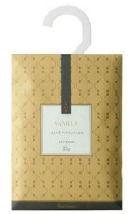 Sachê Perfumado Via Aroma 25g - Vanilla/Baunilha