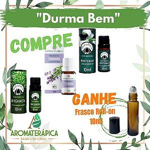 """Kit de Óleos Essenciais """"Durma Bem"""""""