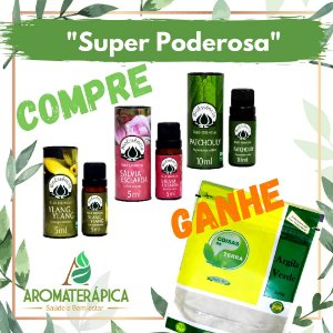 "Kit de Óleos Essenciais ""Superpoderosa"""