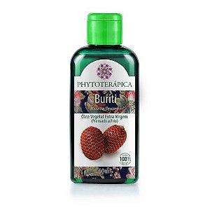 Óleo Vegetal De Buriti (Mauritia flexuosa) 60 ml - Phytoterápica