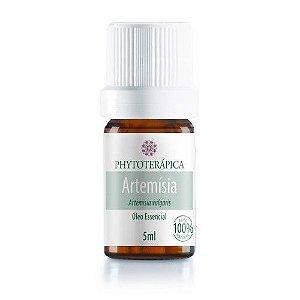 Óleo Essencial De Artemísia - Artemisia vulgaris 05 ml - Phytoterápica