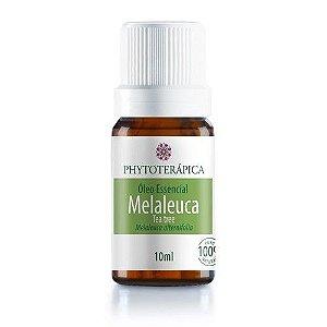 Óleo Essencial De Melaleuca (Tea Tree) Melaleuca alternifolia 10 ml - Phytoterápica