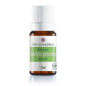 Óleo Essencial De Hortelã-pimenta - Mentha piperita 10 ml - Phytoterápica