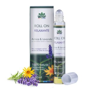 Roll-on de Massagem Relaxante 10ml
