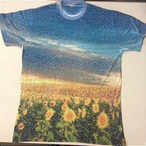 Camisa sublimação Total