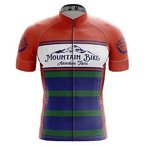 Camisa de Ciclismo Pró Race - MTB Adventure