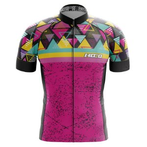Camisa de Ciclismo Pró Race - Tritri
