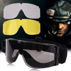 Óculos de Airsoft X800