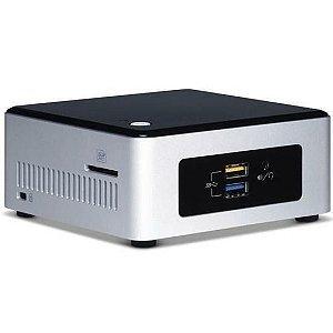 Mini Pc Intel Nuc5cpyh Celeron 2.1ghz Sem Memória E Sem Hd (Barebone)