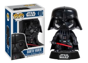 Boneco Funko Pop Star Wars Darth Vader 01