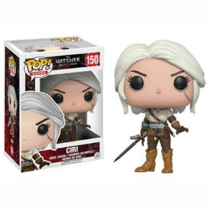Boneco Funko Pop The Witcher Ciri 150
