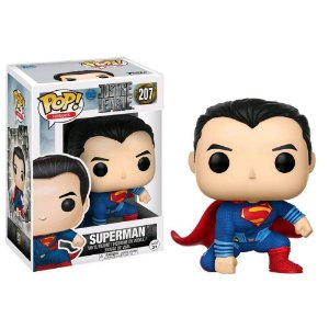 Boneco Funko Pop Justice League Superman 207
