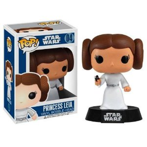 Boneco Funko Pop Star Wars Princess Leia 04