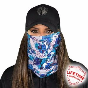 Bandana Balaclava Face Shield Sailfish Tapestry